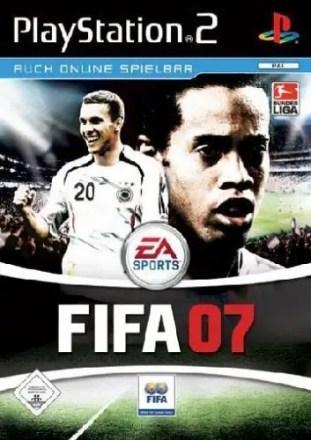 FIFA 07 - Cover