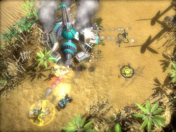 Arena Wars Reloaded - Screenshot