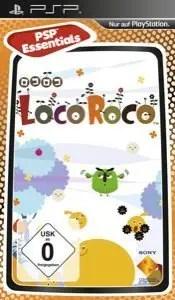 LocoRoco - Cover