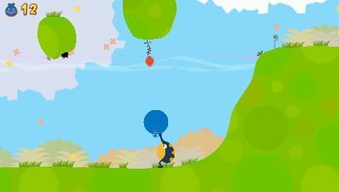 LocoRoco - Screenshot