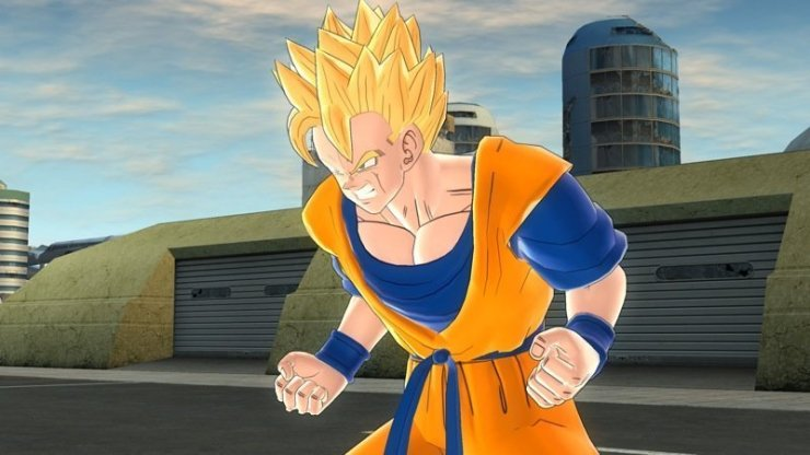 Dragon Ball: Raging Blast 2 - Screenshot