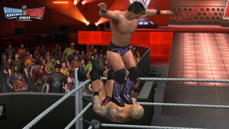 WWE SmackDown vs. RAW 2011 - Screenshot
