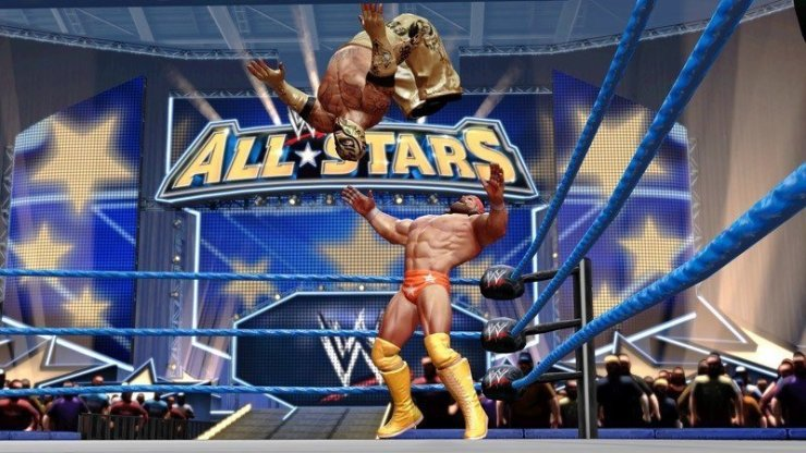 WWE All-Stars - Acrobat