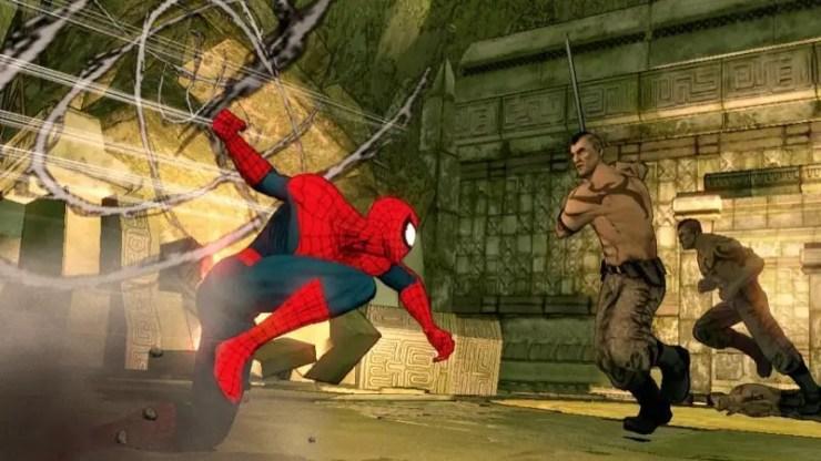 Spider-Man: Dimensions - Screenshot