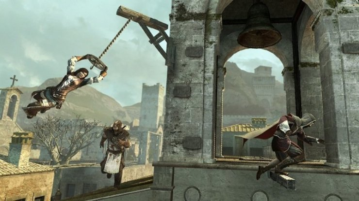 Assassin's Creed: Brotherhood - Screenshot