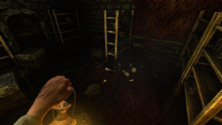 Amnesia: The Dark Descent - Screenshot