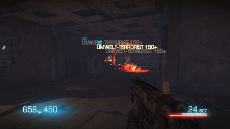 Bulletstorm - Screenshot