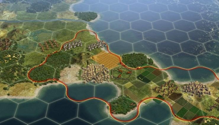 Civilization 5 - Screenshot