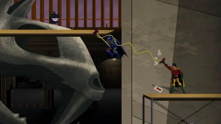 Batman: The Brave and the Bold - Screenshot