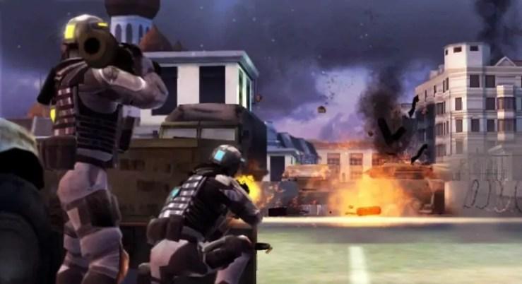 Tom Clancy's Ghost Recon - Screenshot