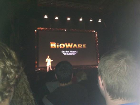 GamesCom 2010 - Mass Effect 2, Bild: Alexander Trust