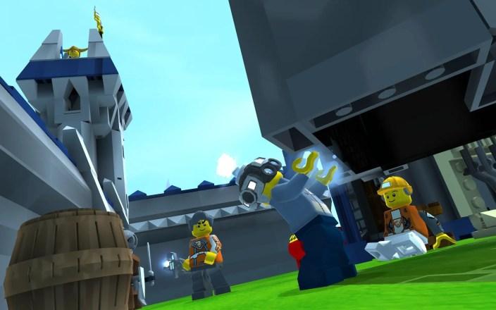 LEGO Universe - Screenshot