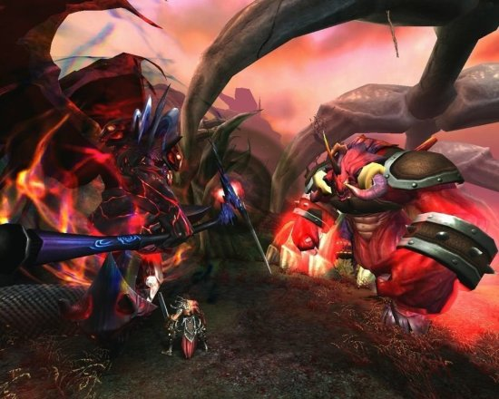 Land of Chaos Online - Atin
