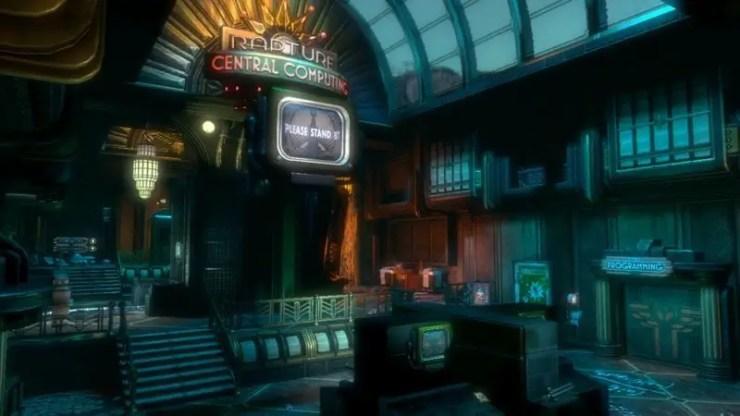 BioShock 2 - Screenshot