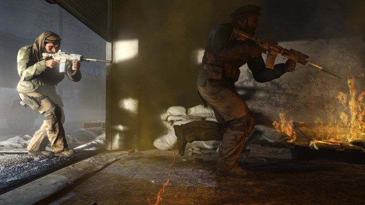 Medal of Honor - Screenshot