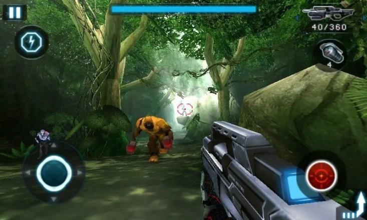 N.O.V.A. - Screenshot
