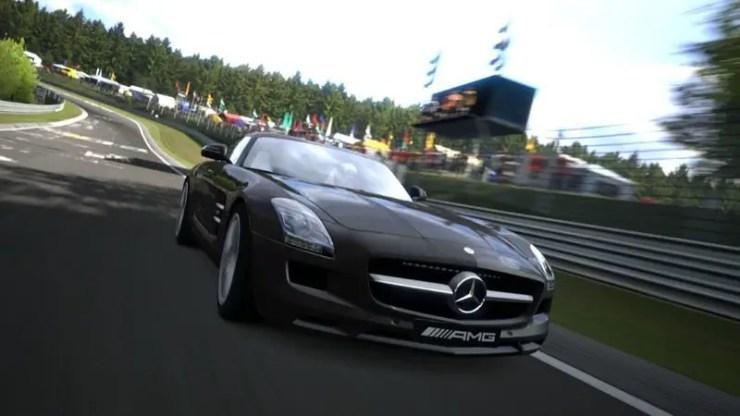 Gran Turismo 5 - Screenshot Nordschleife am Nürburgring