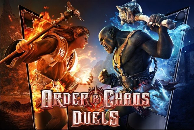 Order & Chaos Duels - Artwork