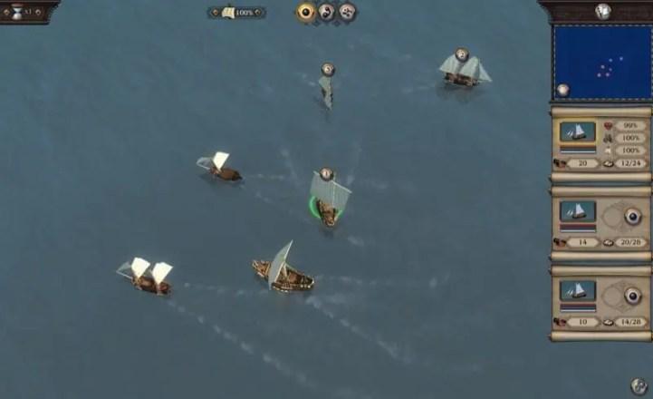 Patrizier 4 - Screenshot
