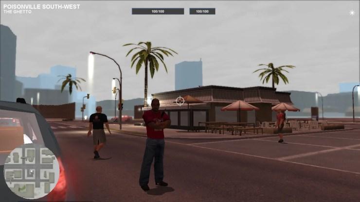 Poisonville - Screenshot