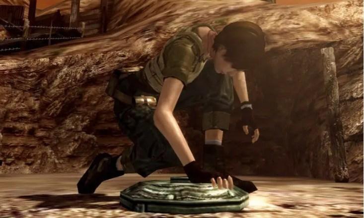 Resident Evil: The Mercenaries 3D - Rebecca Chambers