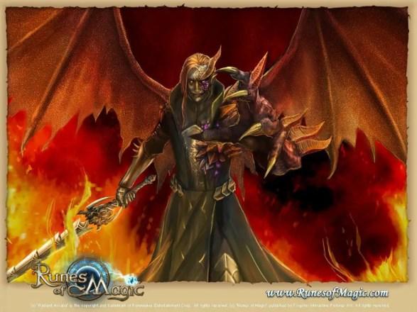 Runes of Magic - Artworks Chapter III