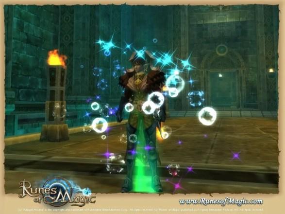 Runes of Magic: Elfen Elite-Skills