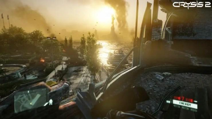 Crysis 2 - Screenshot