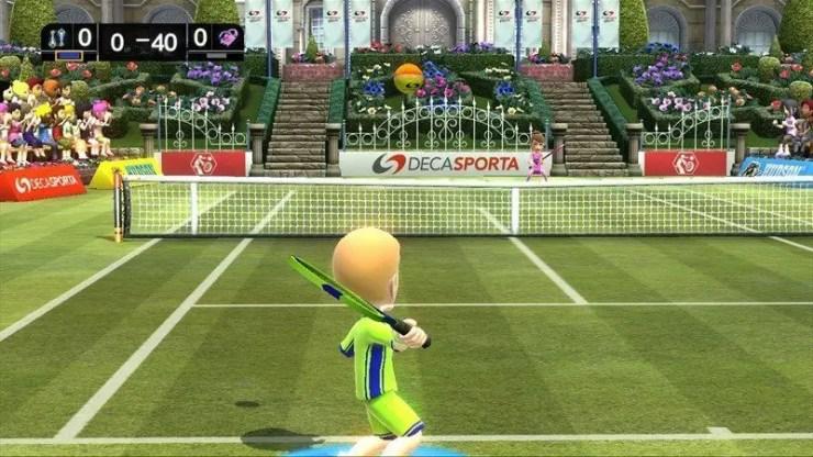 Sports Island Freedom - Tennis