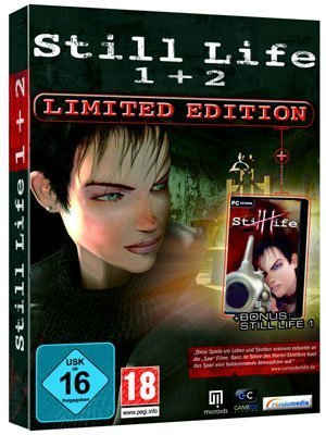 Still Life - Packshot Limited Edition, Bild: Microïds