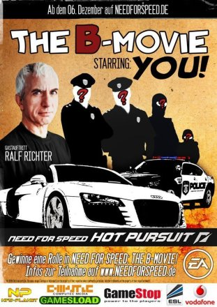 Need for Speed: The-B-Movie