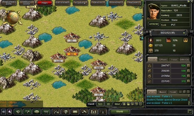 War 2 Glory - Screenshot