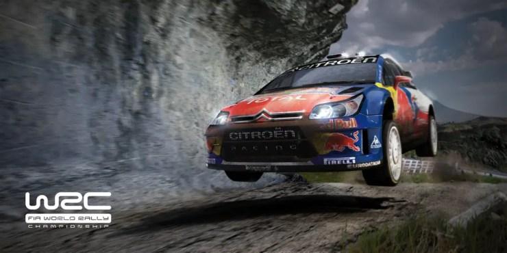 WRC: Fia World Rally Championship - Renderbild