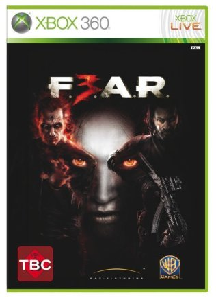 F.E.A.R. 3 - Cover Xbox 360
