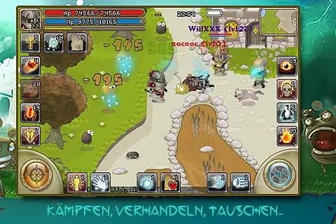 Yslandia - Screenshot