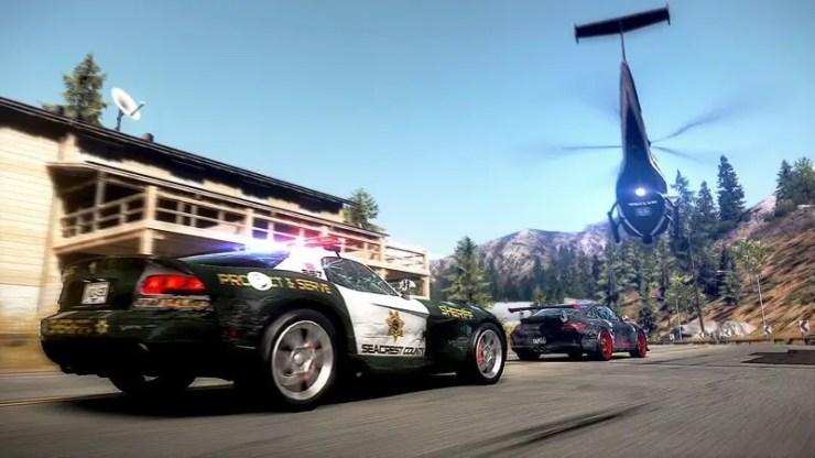 Need for Speed: Hot Pursuit - Polizeifahrzeug