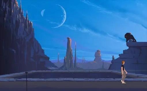 Another World - Screenshot