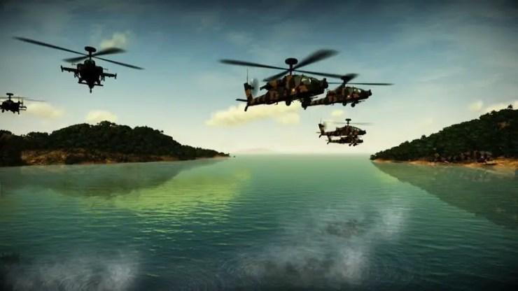 Apache: Air Assault - Screenshot