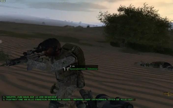 ARMA 2 - Screenshot