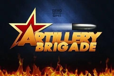 Artillery Brigade - Screenshot