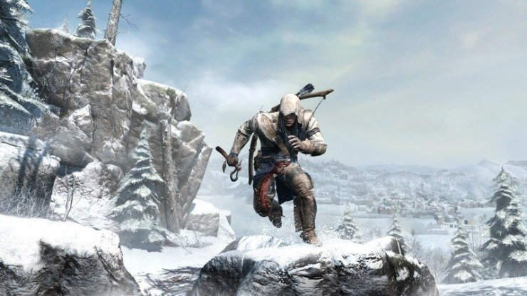 Assassin's Creed 3 - Screenshot