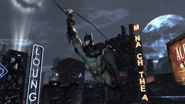 Batman: Arkham City - Screenshot