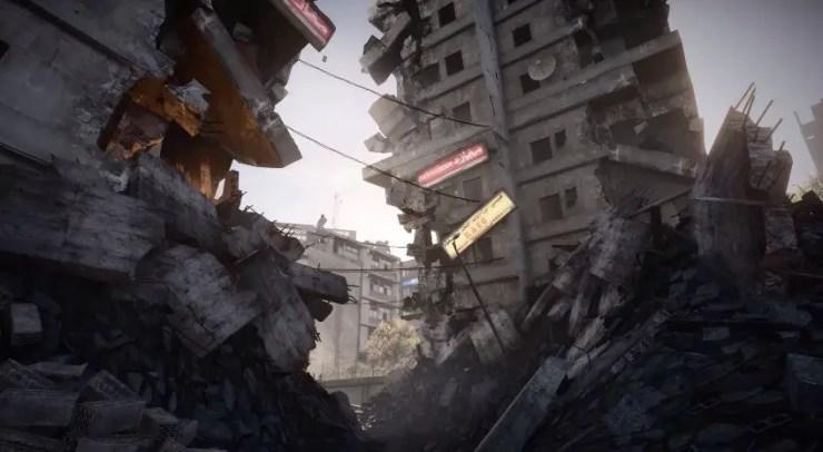 Battlefield 3: Aftermath - Map Epicenter