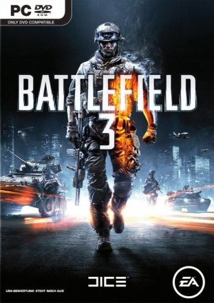 Cover der PC-Version von Battlefield 3