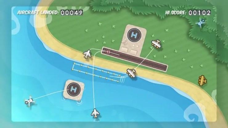 Flight Control HD - Beach Play