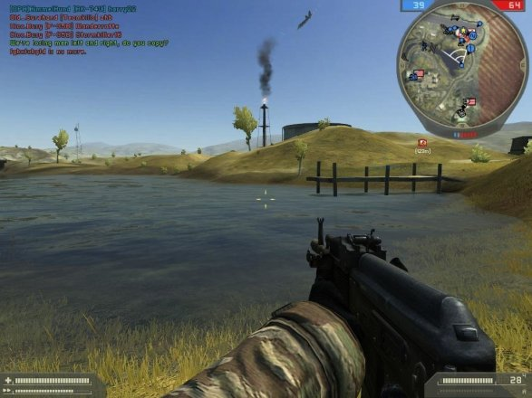 Battlefield 2 - Screenshot