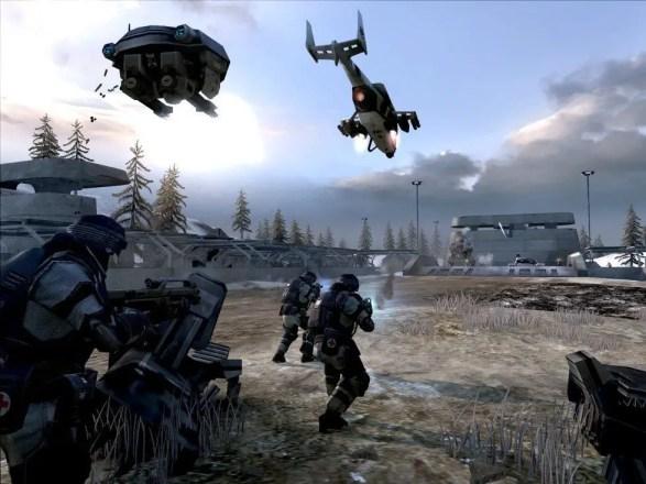 Battlefield 2142, Bild: Electronic Arts