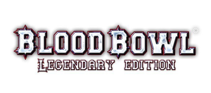 Blood Bowl Legendary Edition - Logo