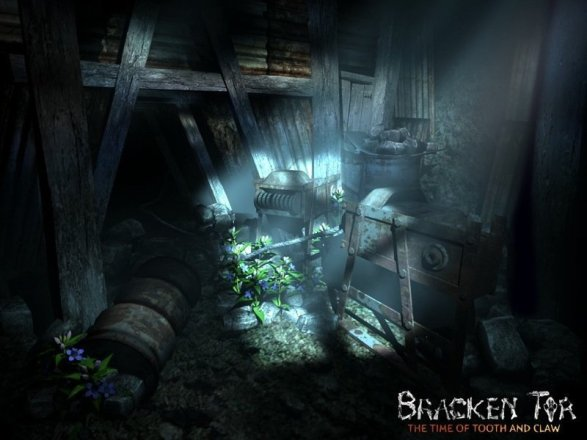 Bracken Tor: The Time of Tooth and Claw - Screenshot