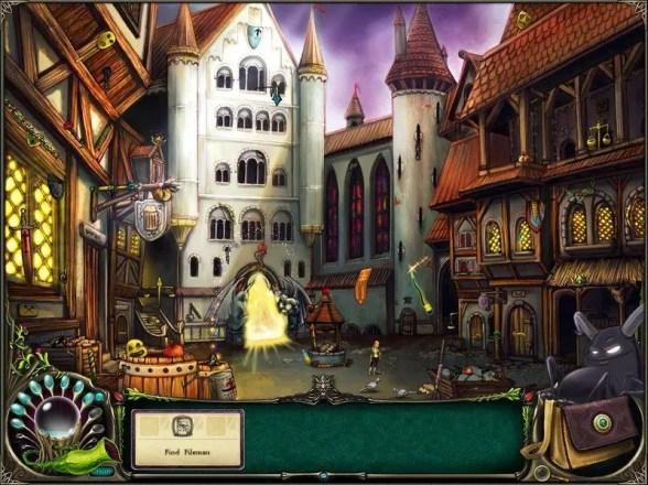 Brunhilda und der dunkle Kristall - Screenshot